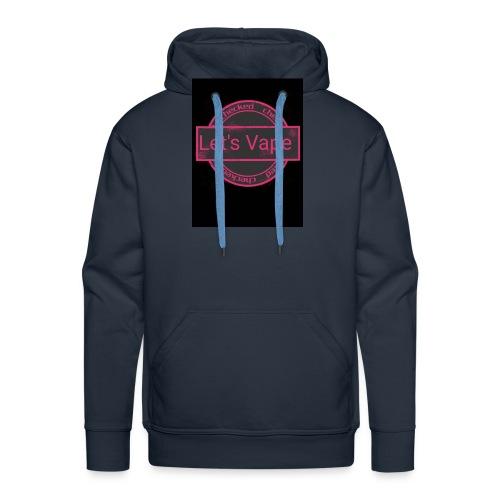 IMG 20190209 WA0000 - Männer Premium Hoodie