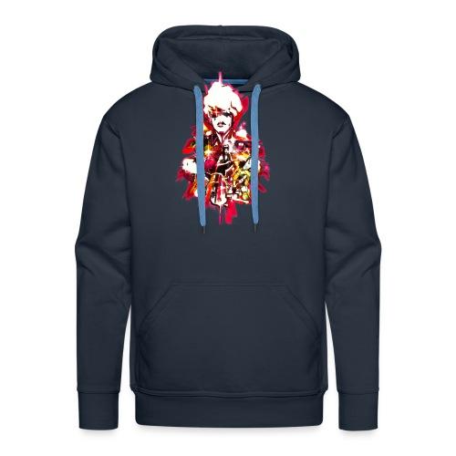cerrone graphique - Sweat-shirt à capuche Premium pour hommes