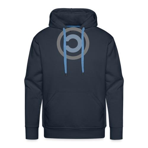 Copyleft, copy left, All rites reversed ! - Männer Premium Hoodie