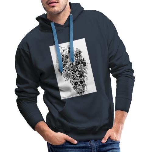 New t-short in the 2019 - Sweat-shirt à capuche Premium pour hommes