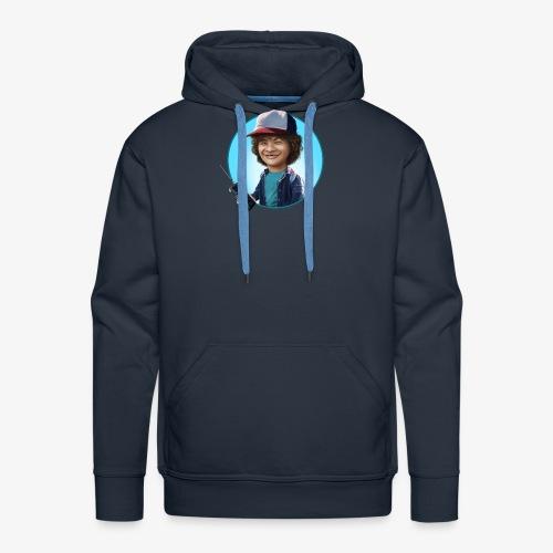 Walkie - Sudadera con capucha premium para hombre