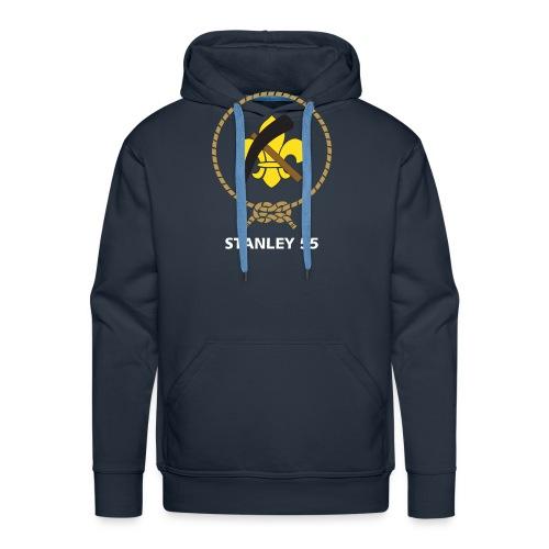 Stanley 55 logo - Mannen Premium hoodie