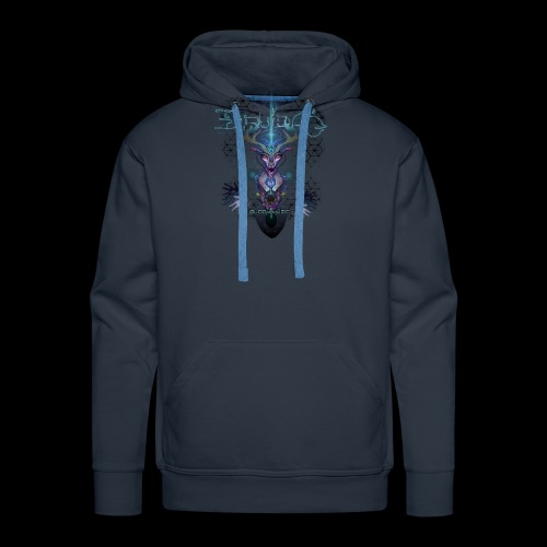 Druids GloOm Music by Makino - Men's Premium Hoodie