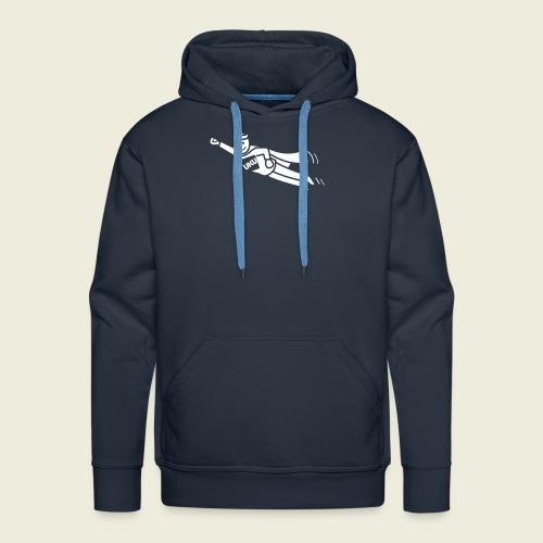 REHAVISTA-UKU-Kapuzenjack - Männer Premium Hoodie