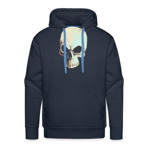 Light Alpha Cranium - Men's Premium Hoodie