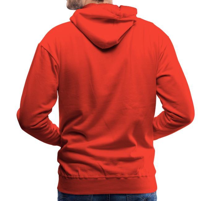 Vorschau: I bin daun moi weg - Männer Premium Hoodie
