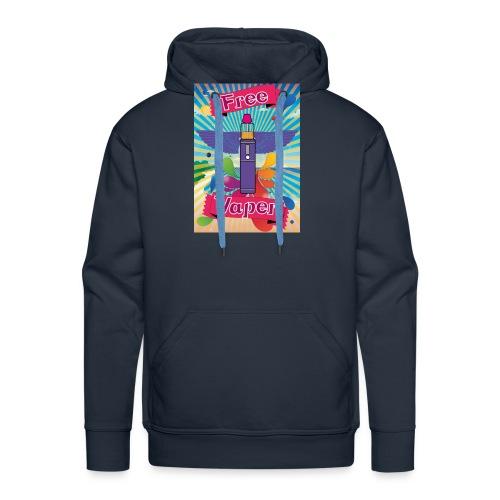 hawai png - Sweat-shirt à capuche Premium pour hommes