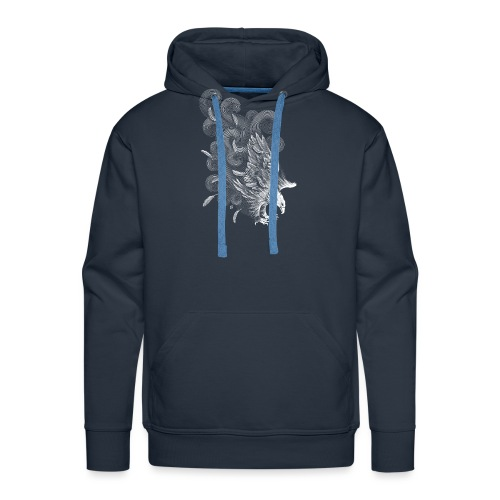 Windy Wings - Men's Premium Hoodie