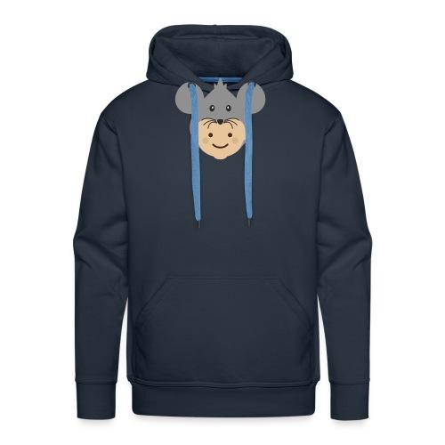 Mr Mousey | Ibbleobble - Men's Premium Hoodie