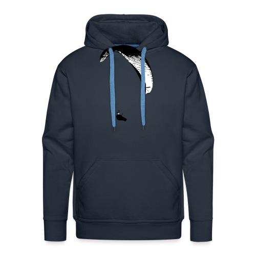 Gleitschirm - Männer Premium Hoodie