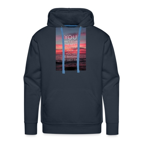 Life's next chapter - Men's Premium Hoodie