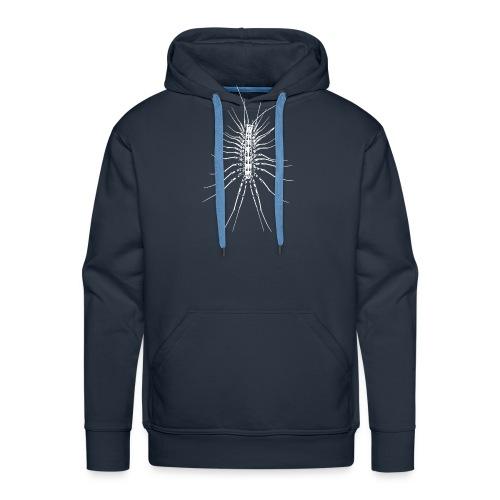 Scutigère - Sweat-shirt à capuche Premium pour hommes