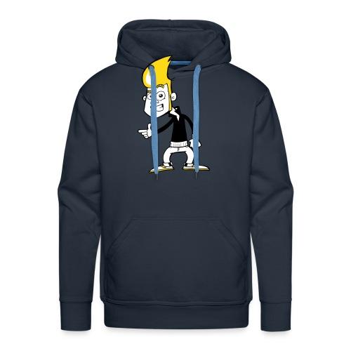hayke - Mannen Premium hoodie