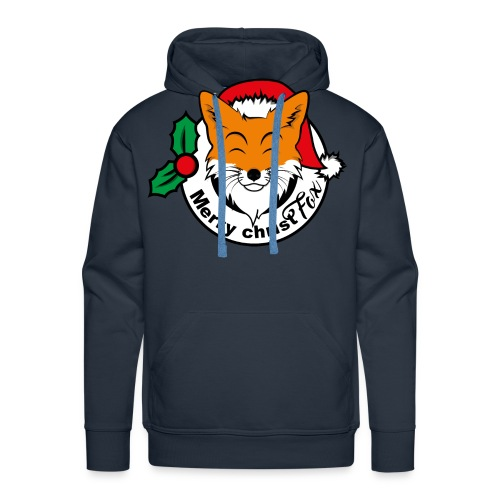 Merry christfox - Sweat-shirt à capuche Premium pour hommes