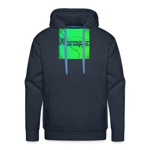 wormpje - Mannen Premium hoodie