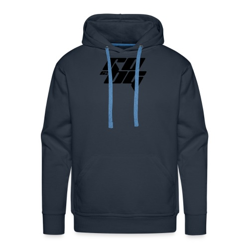 logo 12rObg '17 - Sudadera con capucha premium para hombre