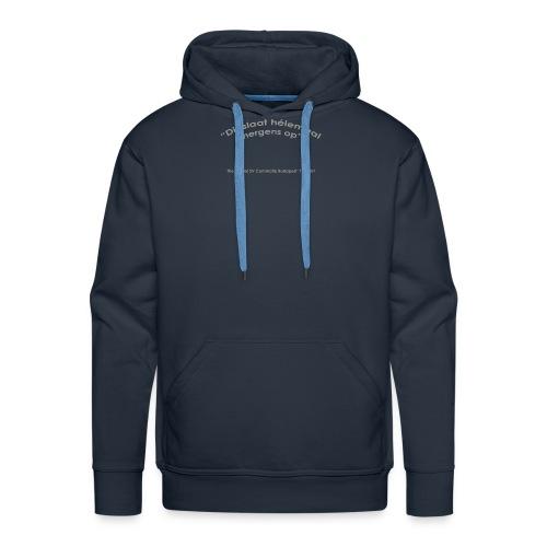 PaulRiedstraAchter - Mannen Premium hoodie