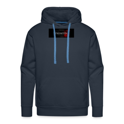 unlimited copy - Men's Premium Hoodie