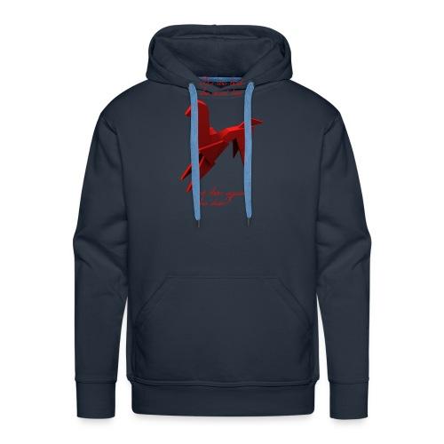 UnicornioBR2 - Sudadera con capucha premium para hombre