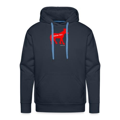 Moscow Mule Limited Edition - Felpa con cappuccio premium da uomo