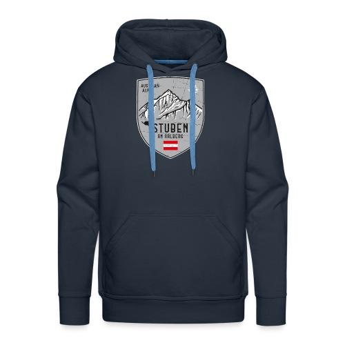 Stuben Österreich Wappen - Men's Premium Hoodie