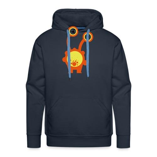 Eyes UP - Sweat-shirt à capuche Premium pour hommes