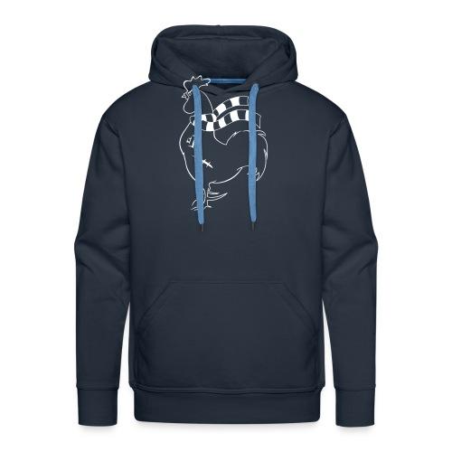 TFC Logo - Men's Premium Hoodie