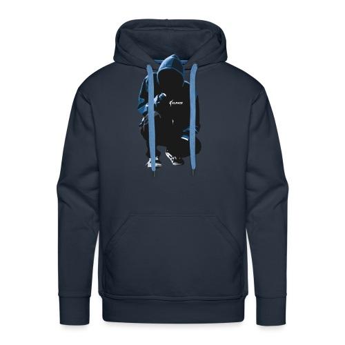 Kunce Clothing Original Hoodie Trace - Men's Premium Hoodie
