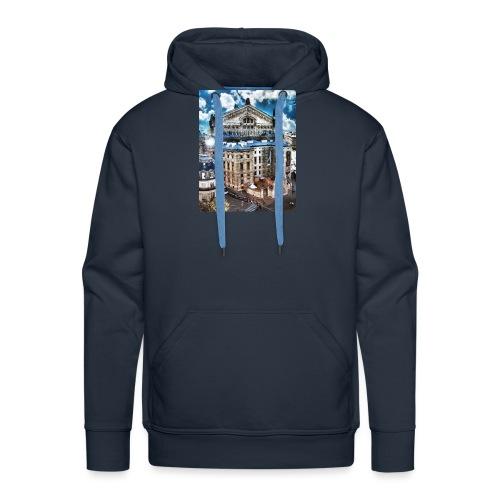 Paris - Herre Premium hættetrøje