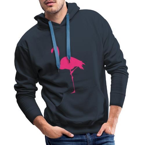 Freaking Flamingo - Premiumluvtröja herr