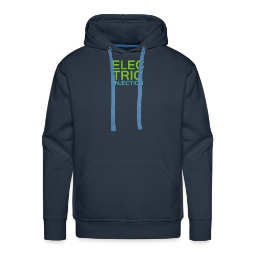 ELECTRIC INJECTION basic - Männer Premium Hoodie