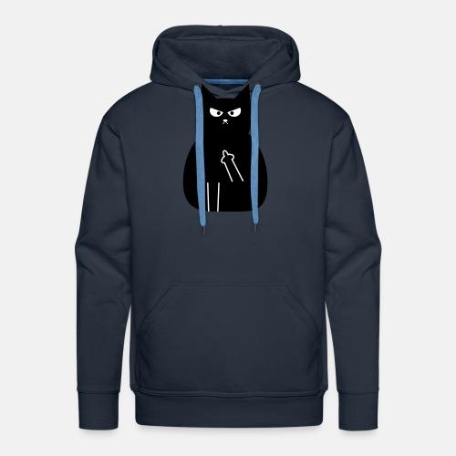 Sint svart katt