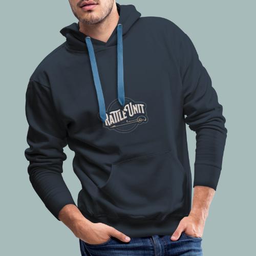 Rattle Unit - Mannen Premium hoodie
