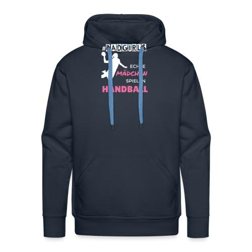 BADGIRLS Handball - Männer Premium Hoodie