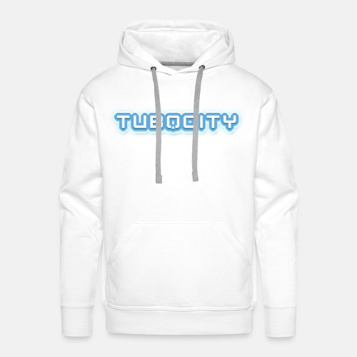 Tubocity Logo - Men's Premium Hoodie