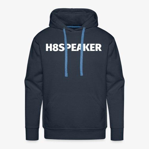 H8SPEAKER - Men's Premium Hoodie