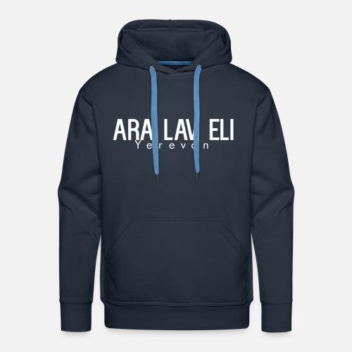 ARA LAV ELI - Mannen Premium hoodie