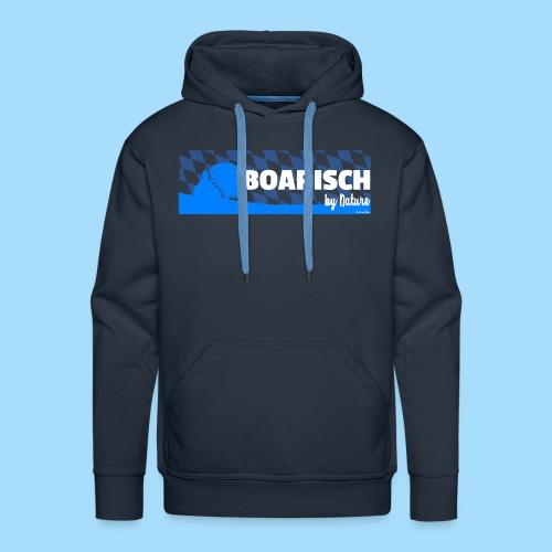 Boarisch By Nature - Männer Premium Hoodie