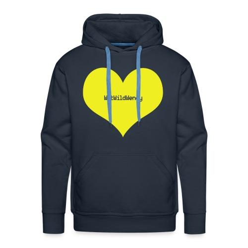 WetWildWendy Love - Men's Premium Hoodie