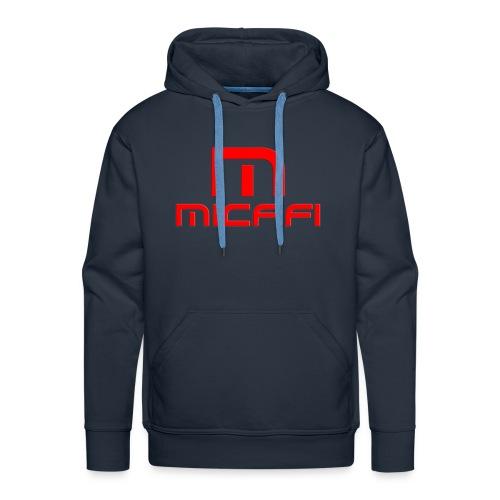Micafi White children T-shirt - Men's Premium Hoodie