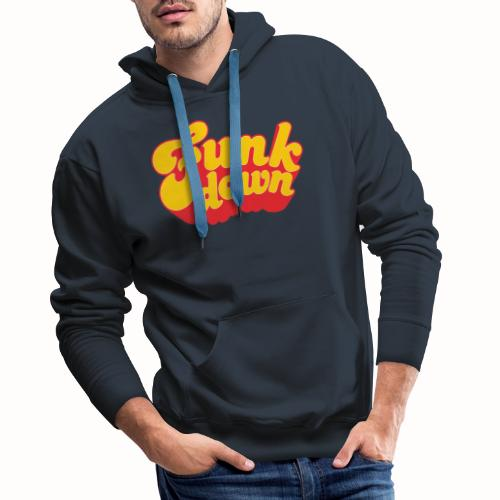 Funkdown Official Merchandise - Herre Premium hættetrøje