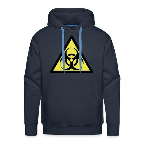 Biohazard - Mannen Premium hoodie