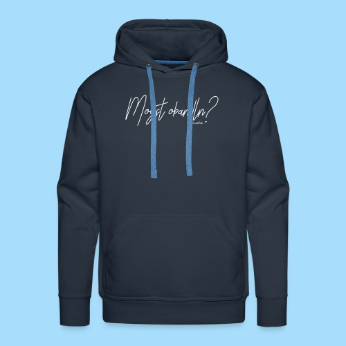 Mogst Obandln - Männer Premium Hoodie