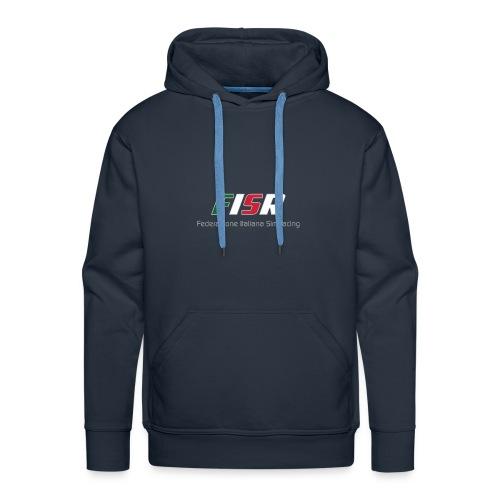 FIRS - Logo - Felpa con cappuccio premium da uomo