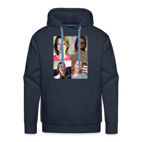 ANNE - Mannen Premium hoodie