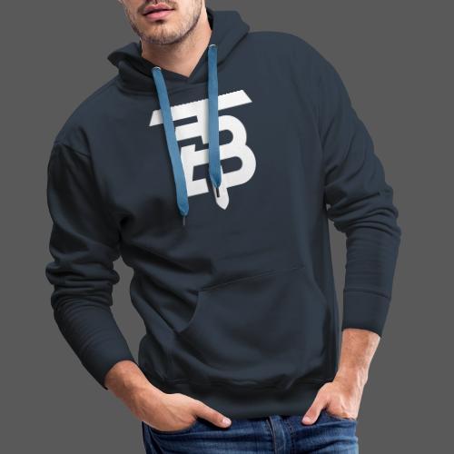 BTITANS Logo Print - Männer Premium Hoodie