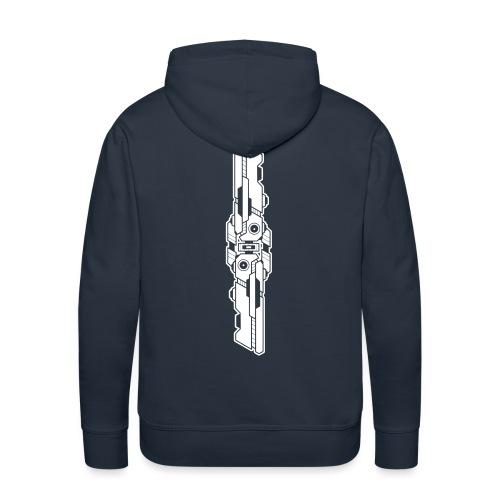 Tekno Blade - Sweat-shirt à capuche Premium pour hommes