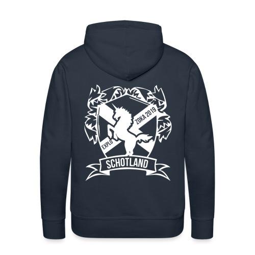 zoka2019 - Mannen Premium hoodie