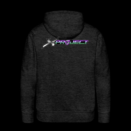 Xproject - Bluza męska Premium z kapturem