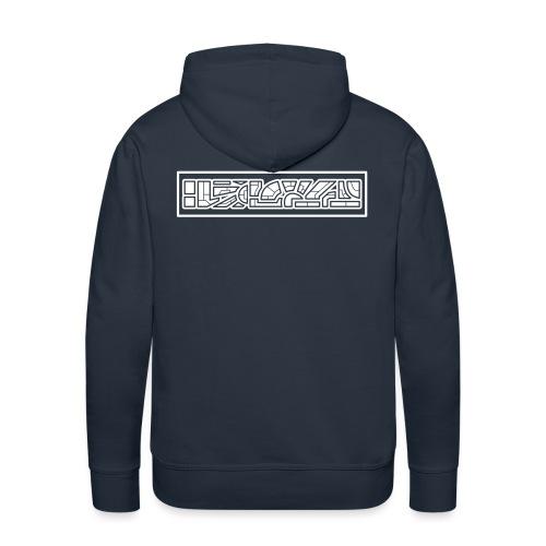 Fresk - Sweat-shirt à capuche Premium pour hommes